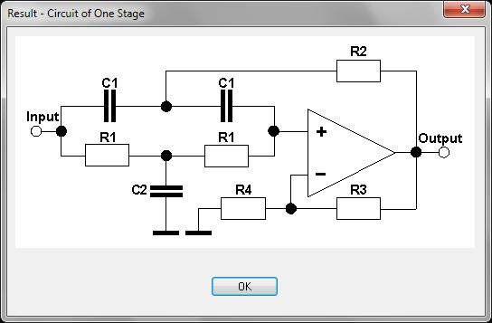 hum filter circuit